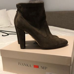 Ivanka Trump Sharon size 6 booties